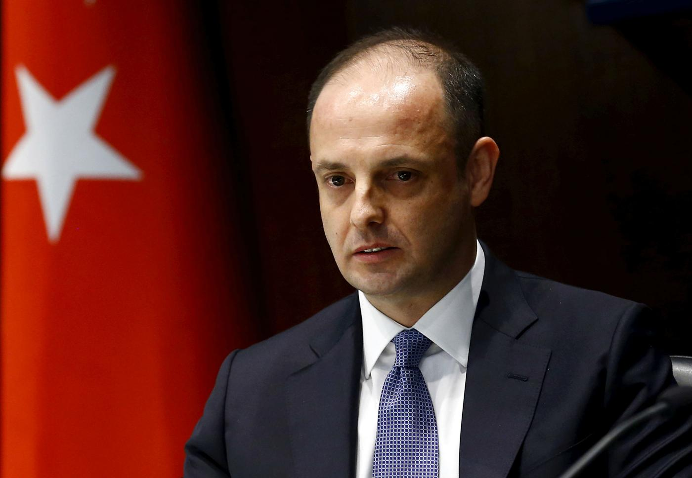 Erdogan says Turkish cenbank chief ousted for refusing rate cuts