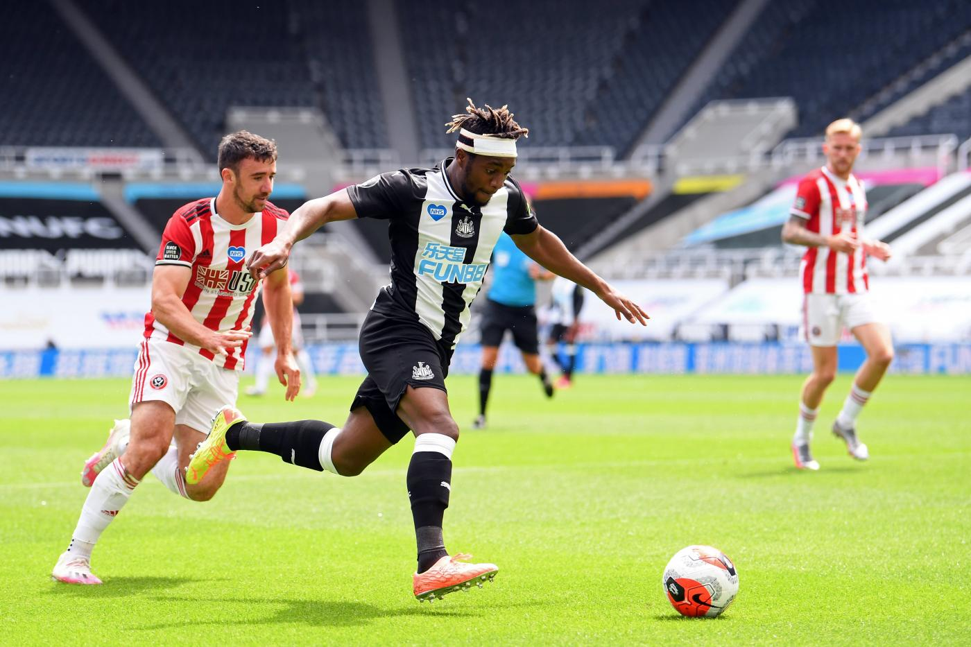 Newcastle United Takeover Grows Closer As Saudi's Crack Down On Piracy