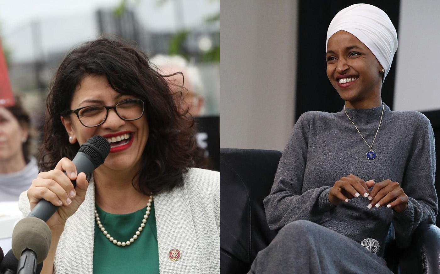 Will Israel's treatment of Omar and Tlaib finally wake Democrats up?