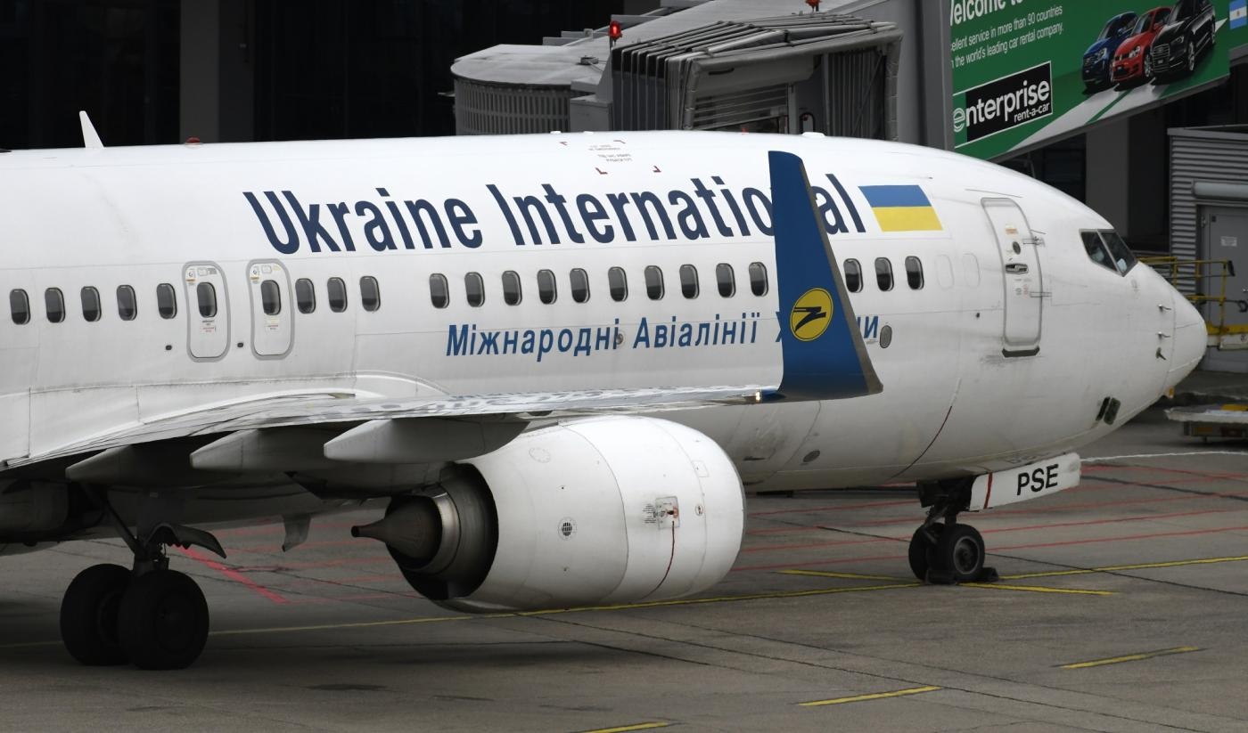 Iran plane crash: Ukrainian Boeing 737 comes down near Tehran