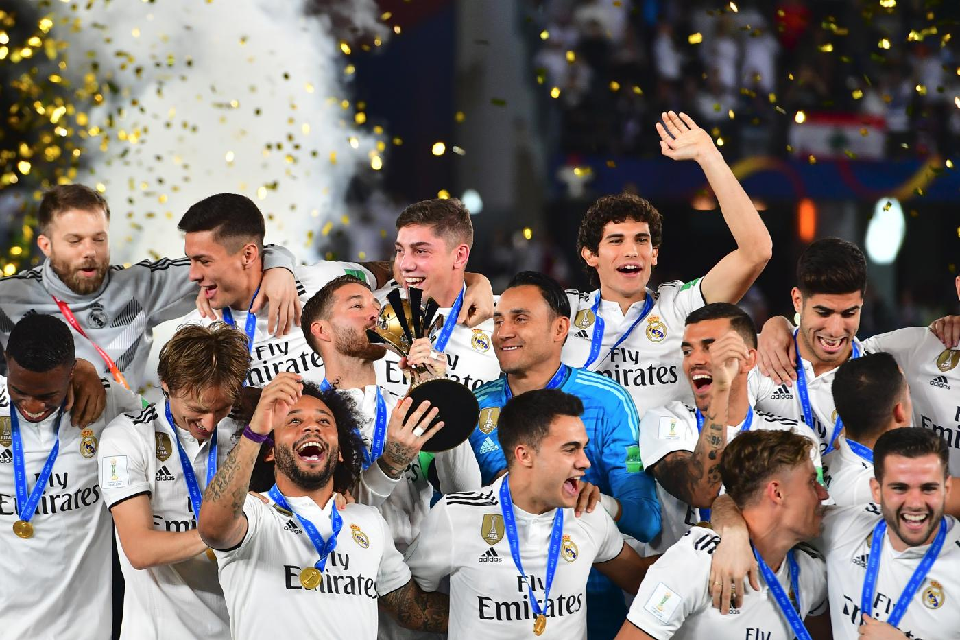 Fifa World Cup Awards 2020.Qatar To Host Club World Cup In 2019 And 2020 Middle East Eye