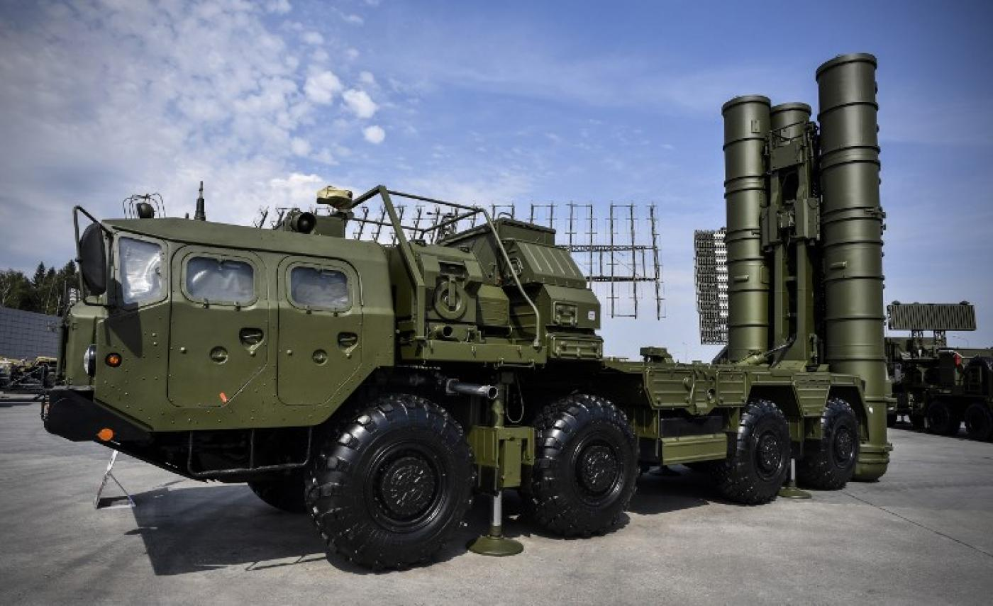 Erdogan hopes Trump not to impose sanctions over S-400