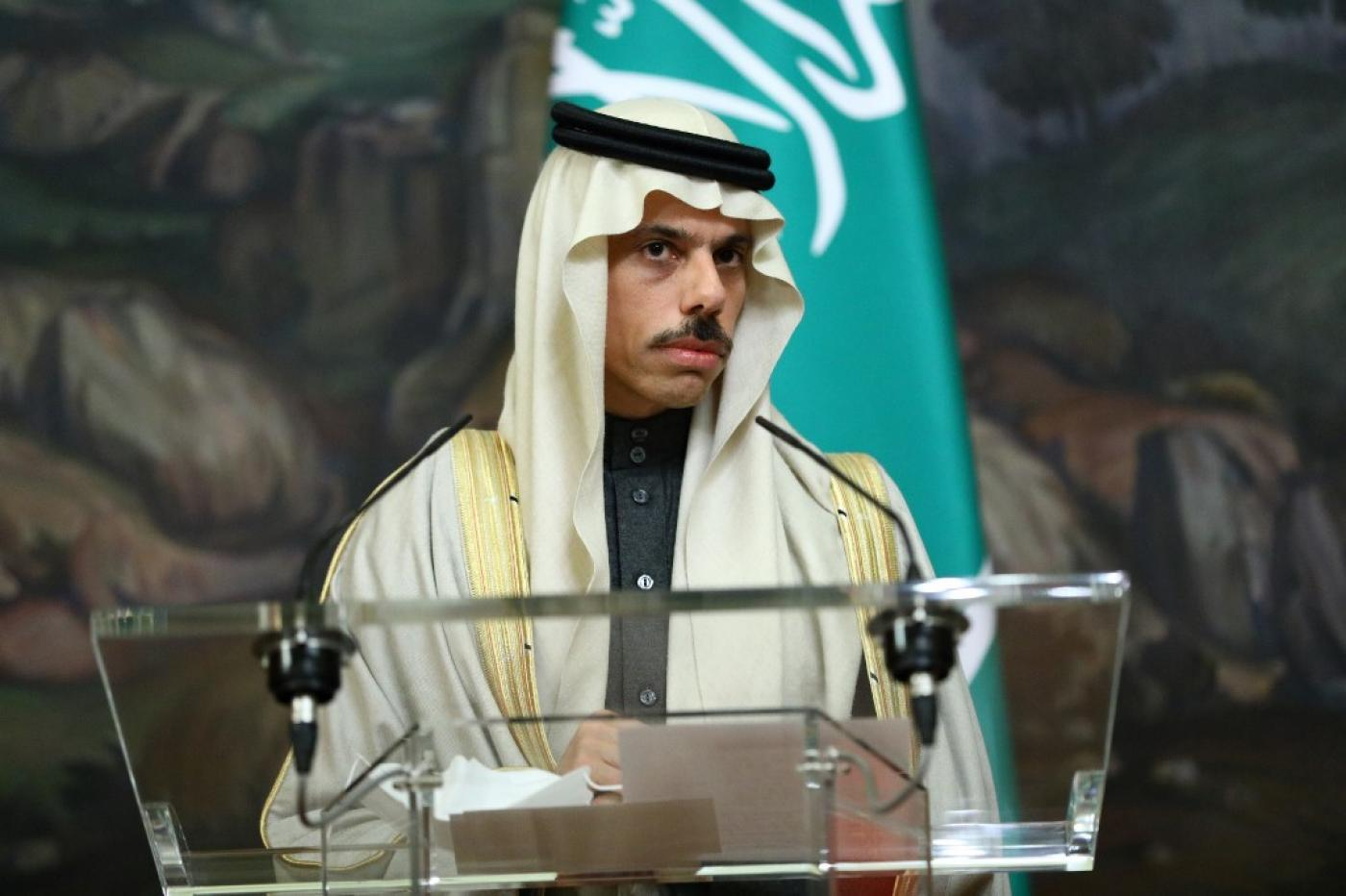 Saudi foreign minister says ties with US will be 'excellent' under Biden
