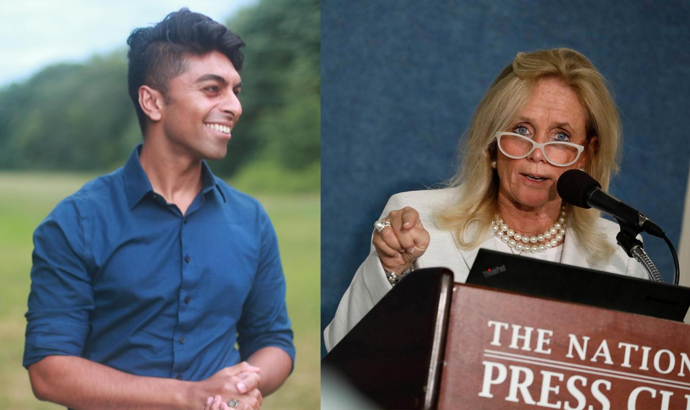 Dingell has done extensive outreach to the Arab community and has raised 10 times the amount of money that Rajput has.