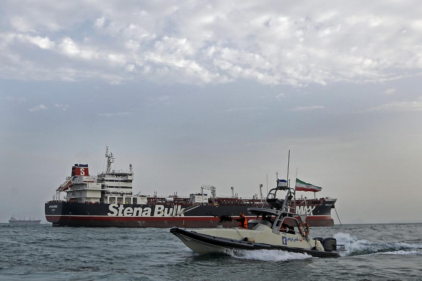 US waged cyberattack on database used by Iran to target tankers