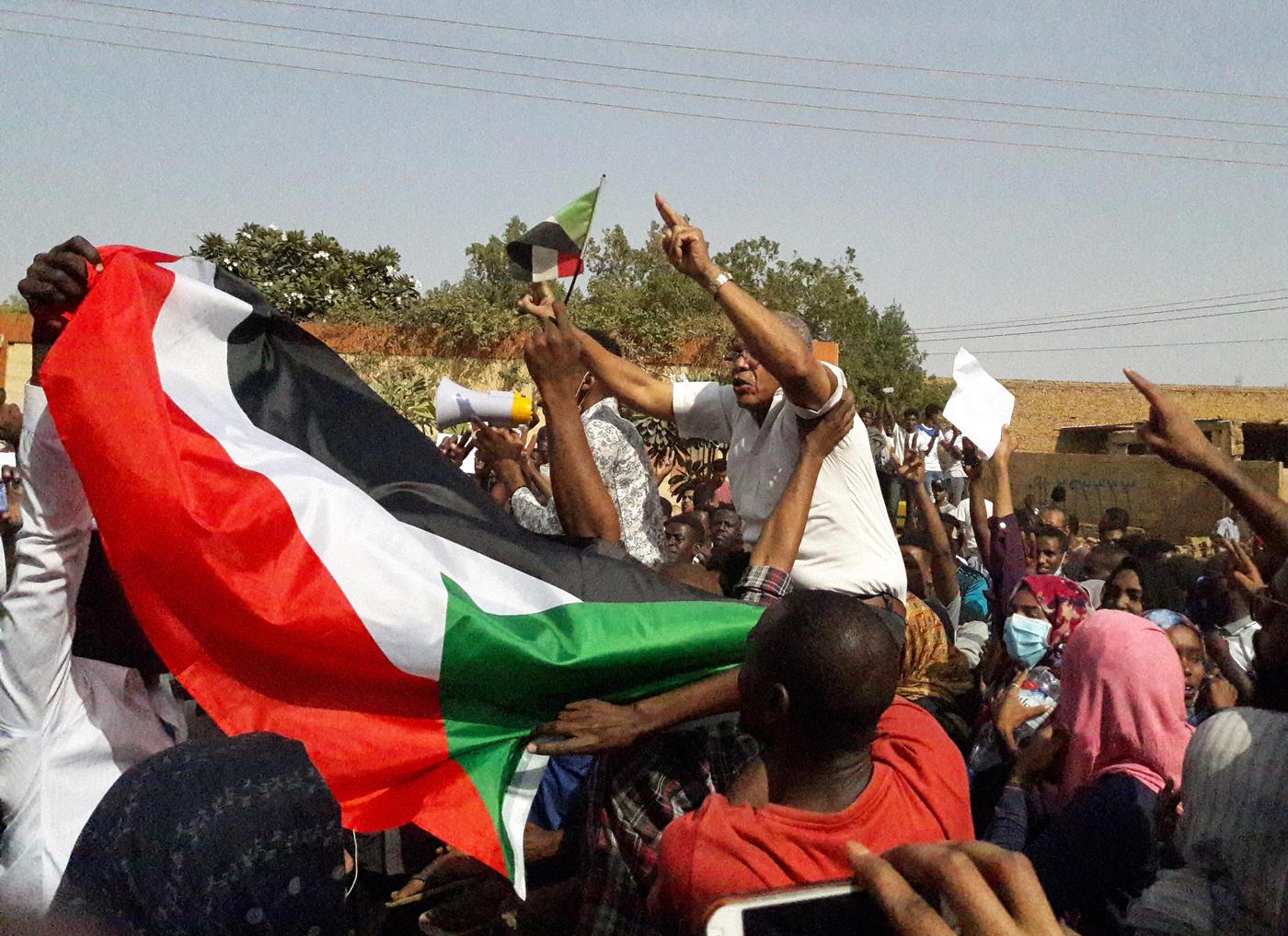 omdurman khartoum sudan