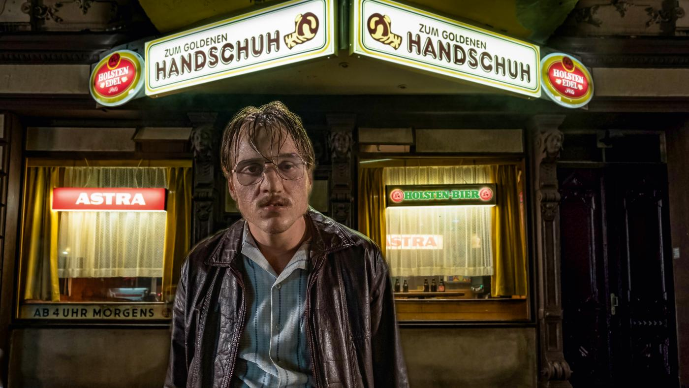 Fatih Akin returns to Berlin with The Golden Glove (above): he previously won with Head-On (Timpen2018, Bombero Int, WB Ent)