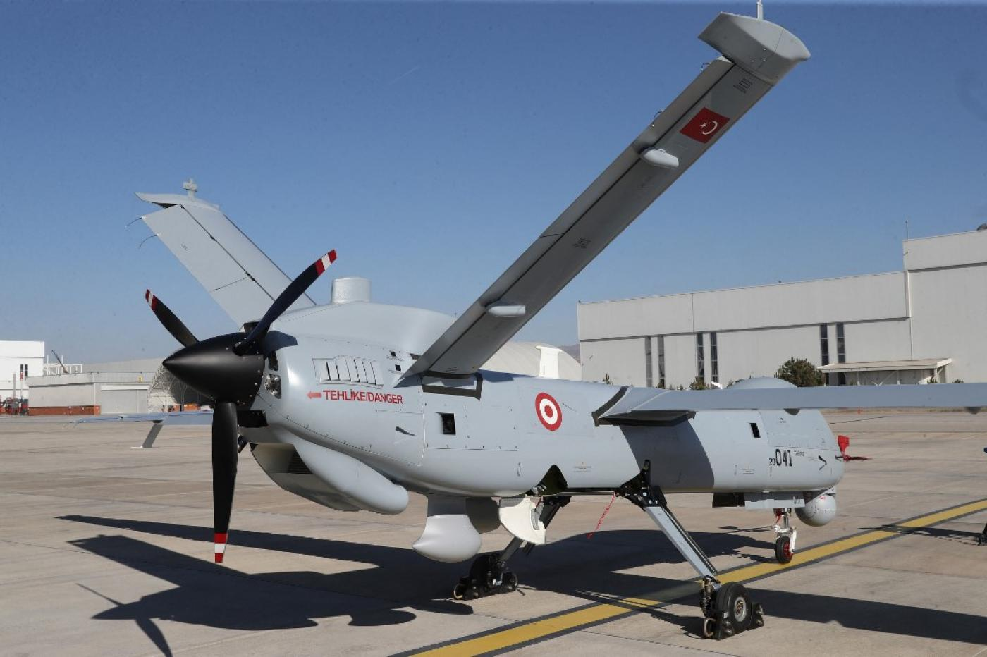Turkey has emerged as one of the world's premier makers of armed drones.