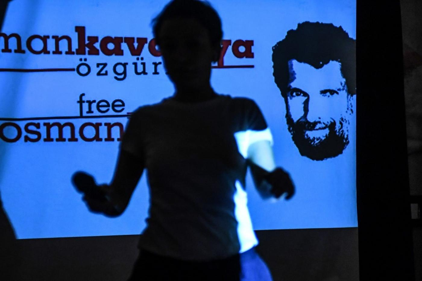 Osman Kavala was first arrested in November 2017 and charged with organising the 2013 Gezi Park protests.