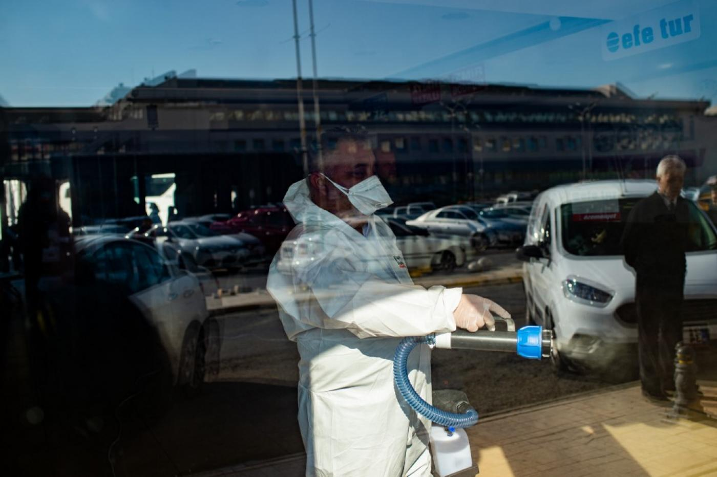 Turkey quarantines pilgrims returning from Saudi Arabia