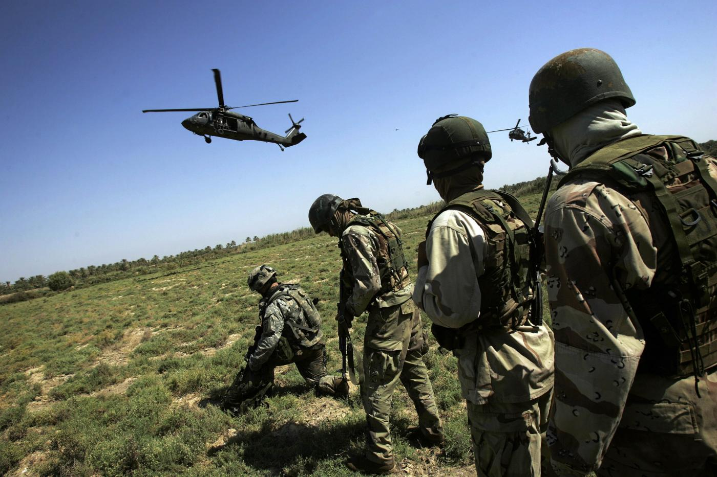 Navy SEAL abuse allegations stoke fears of endless US wars