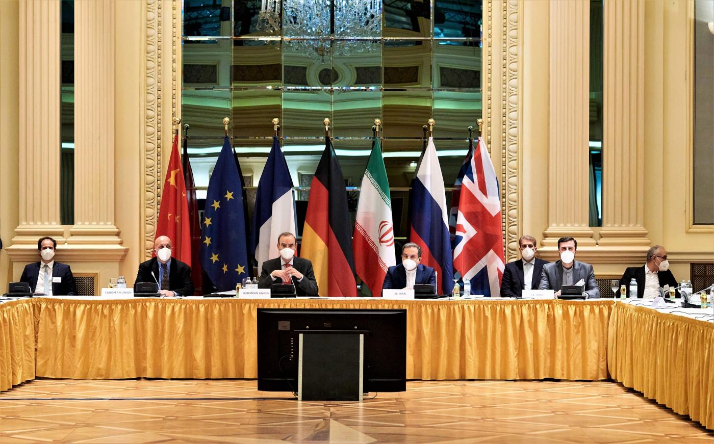 World powers, Iran, US launch indirect talks to revive nuclear deal