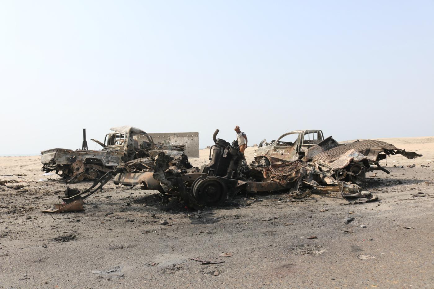 Yemen: UAE-backed forces regain control of Aden
