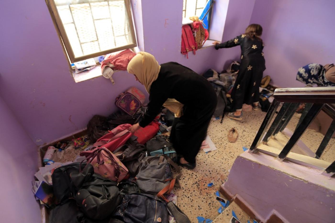 Yemen: Houthi warehouse explosion killed 15 children, say rights