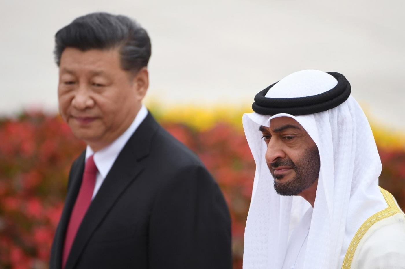 How ties with China bolster the UAE's bid for regional dominance