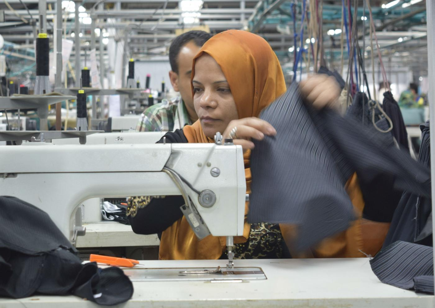 Factory of tomorrow': Egypt aims to replace Far East as