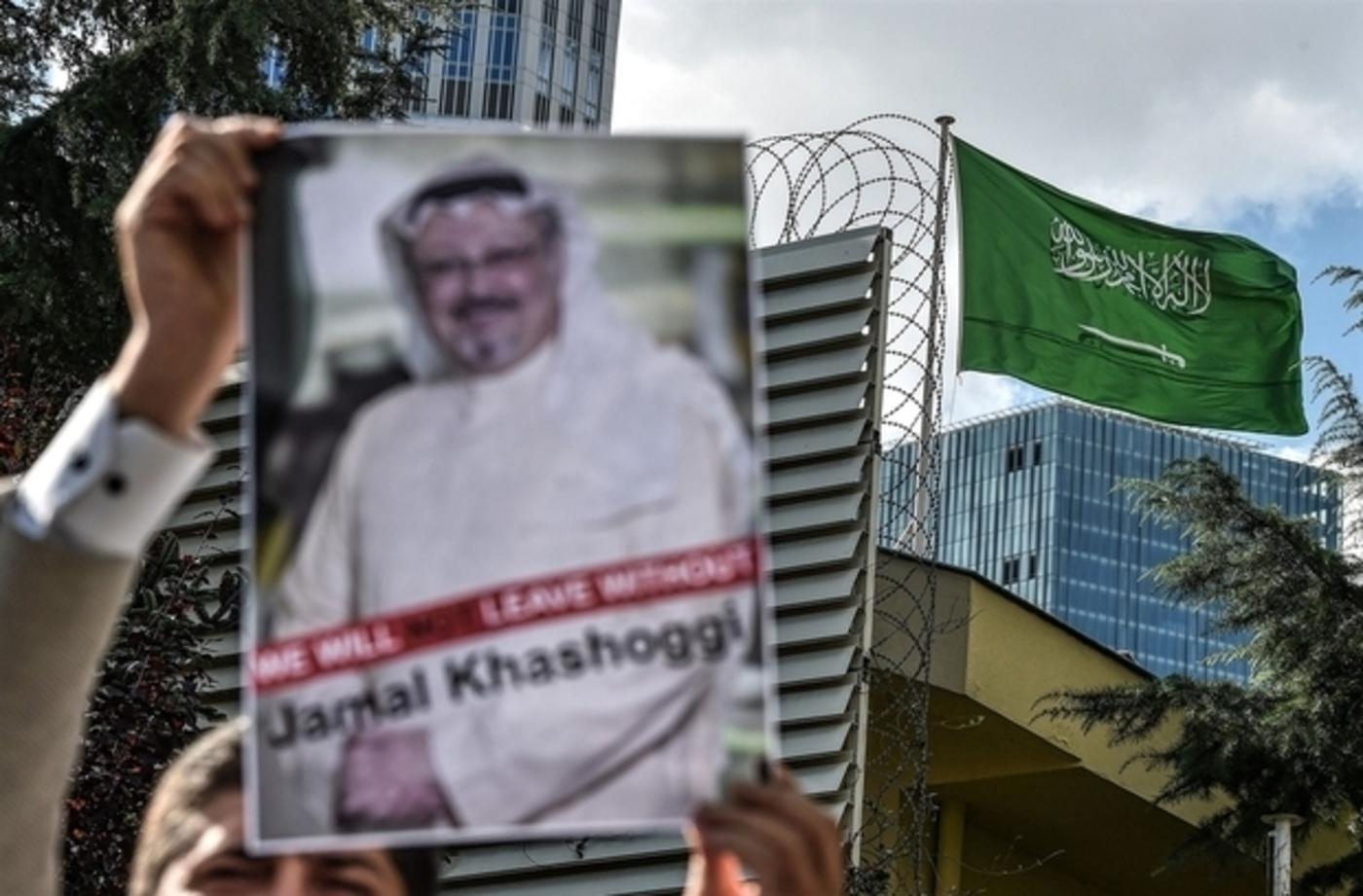 Saudi government agents murdered Jamal Khashoggi in Istanbul in October 2018 (AFP)