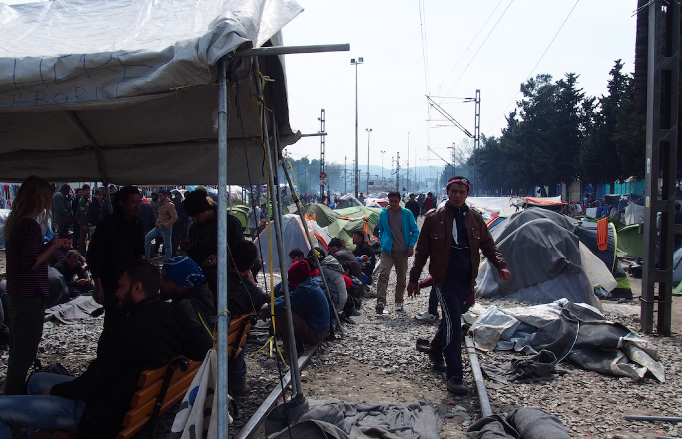 Refugees become smugglers following EU-Turkey deal | Middle East Eye