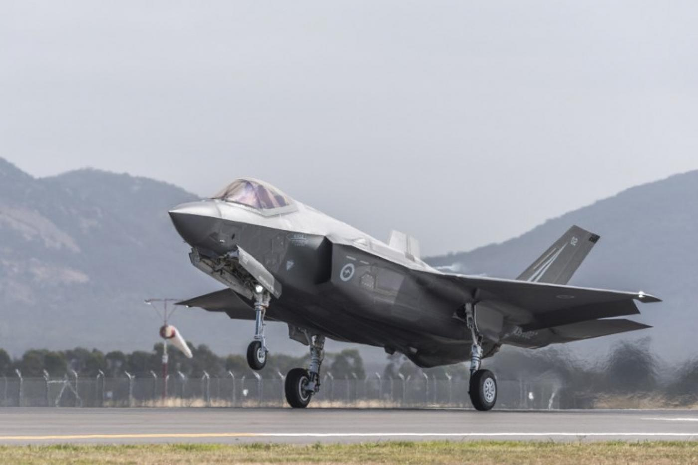 US General: No F-35 Jet Sale to Turkey if It Buys Russia System