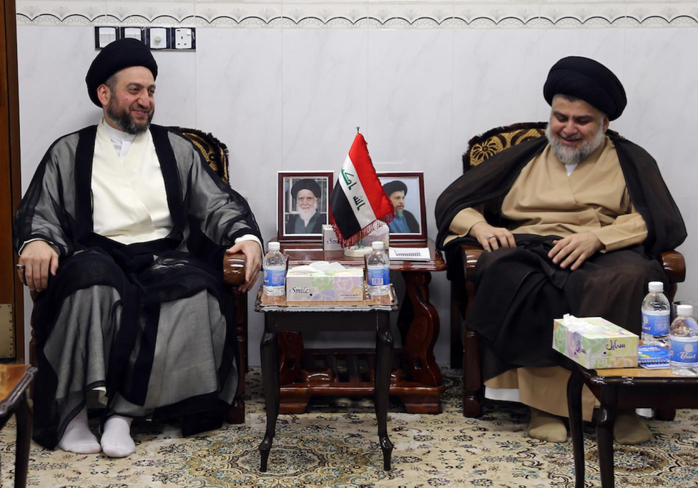 Iraqi parties announce alliance to form government ...
