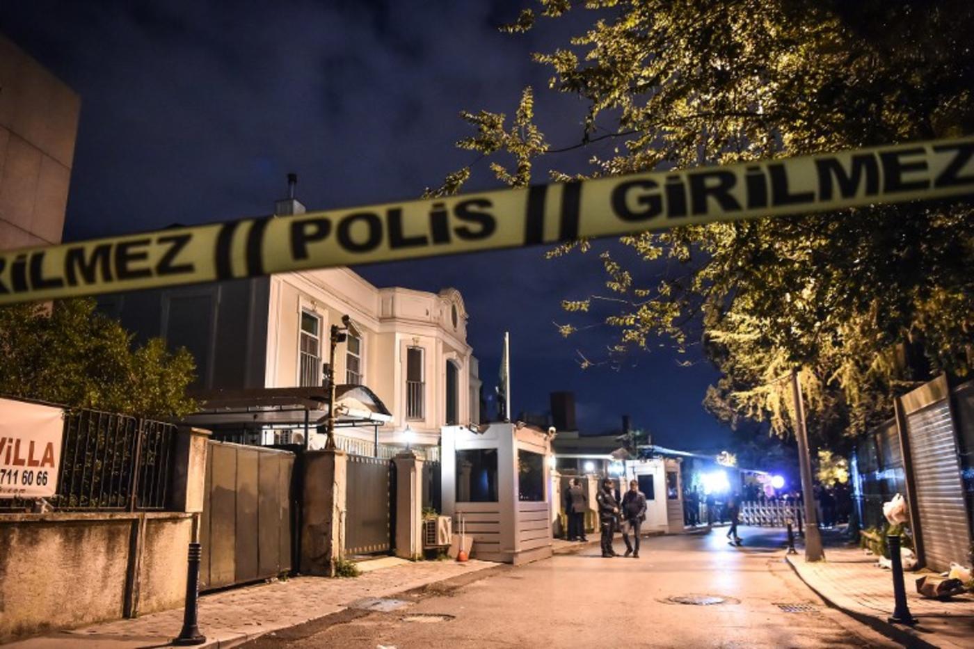 Jamal Khashoggi's killing took seven minutes, Turkish source tells