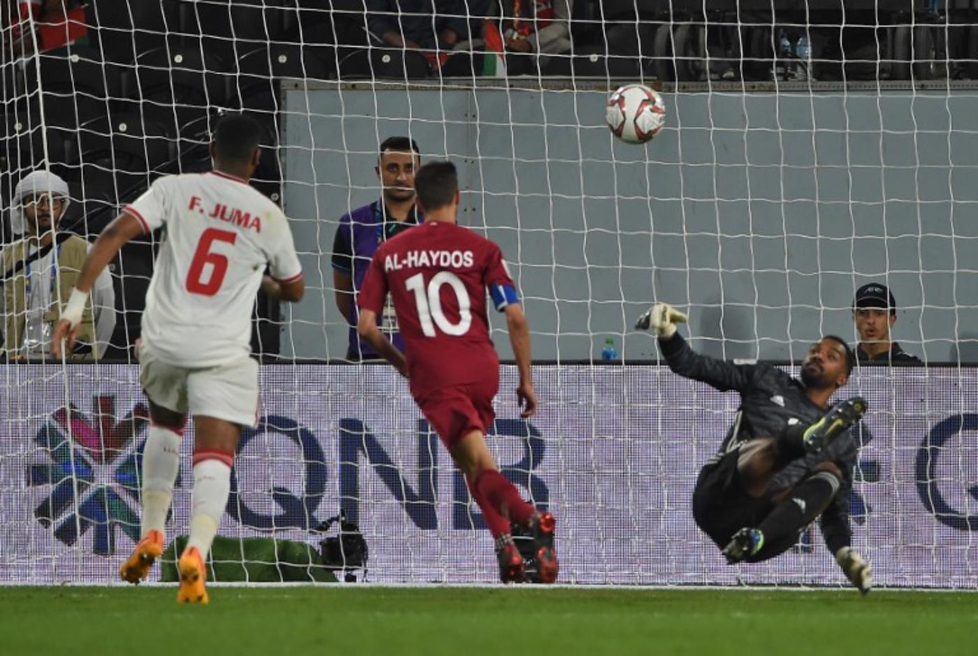 Asian Cup: Qatar beat UAE in second 'blockade derby' to