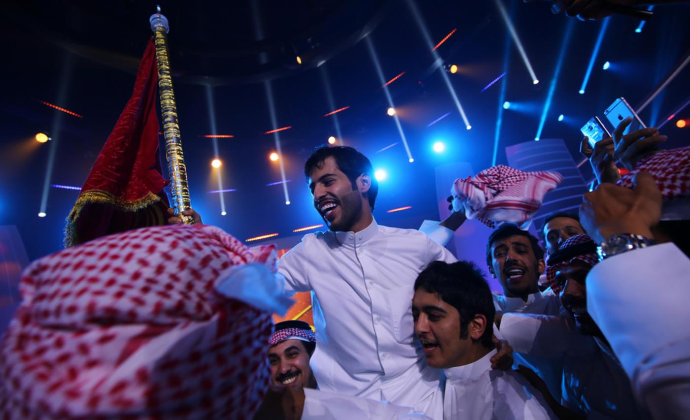 WATCH: Kuwait's 'Poetry Idol' walks away with million dollar prize