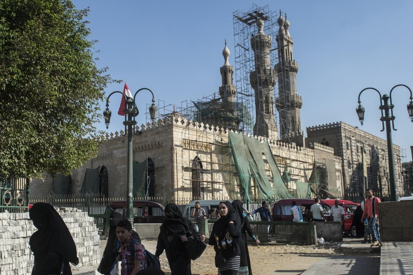 Egypt's Islamic scholars reject government-issued Friday sermons