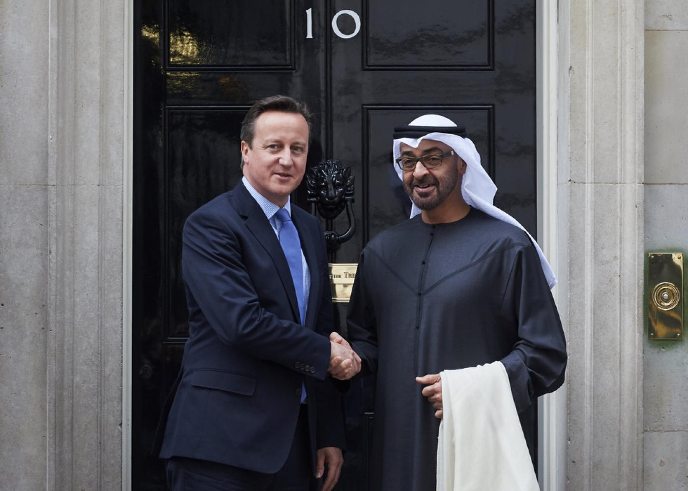 UAE paid PR firm millions to brief UK journalists on Qatar