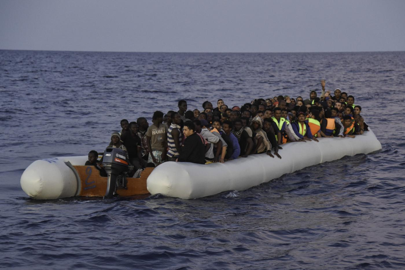 High-quality refugee boats' for sale on Chinese website, despite EU  criticism | Middle East Eye