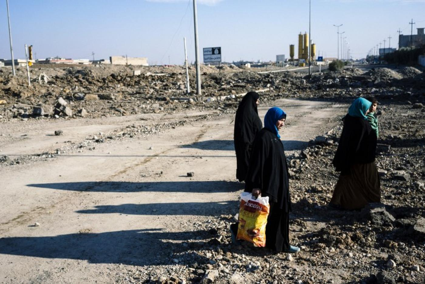 IS rapes and tortures Sunni women too: Report | Middle East Eye