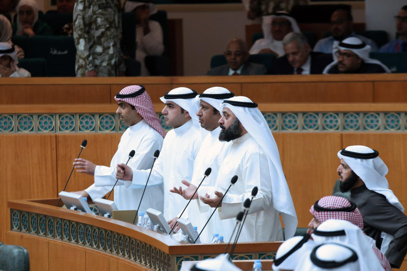 Kuwait MP proposes jail terms for Hezbollah backers | Middle