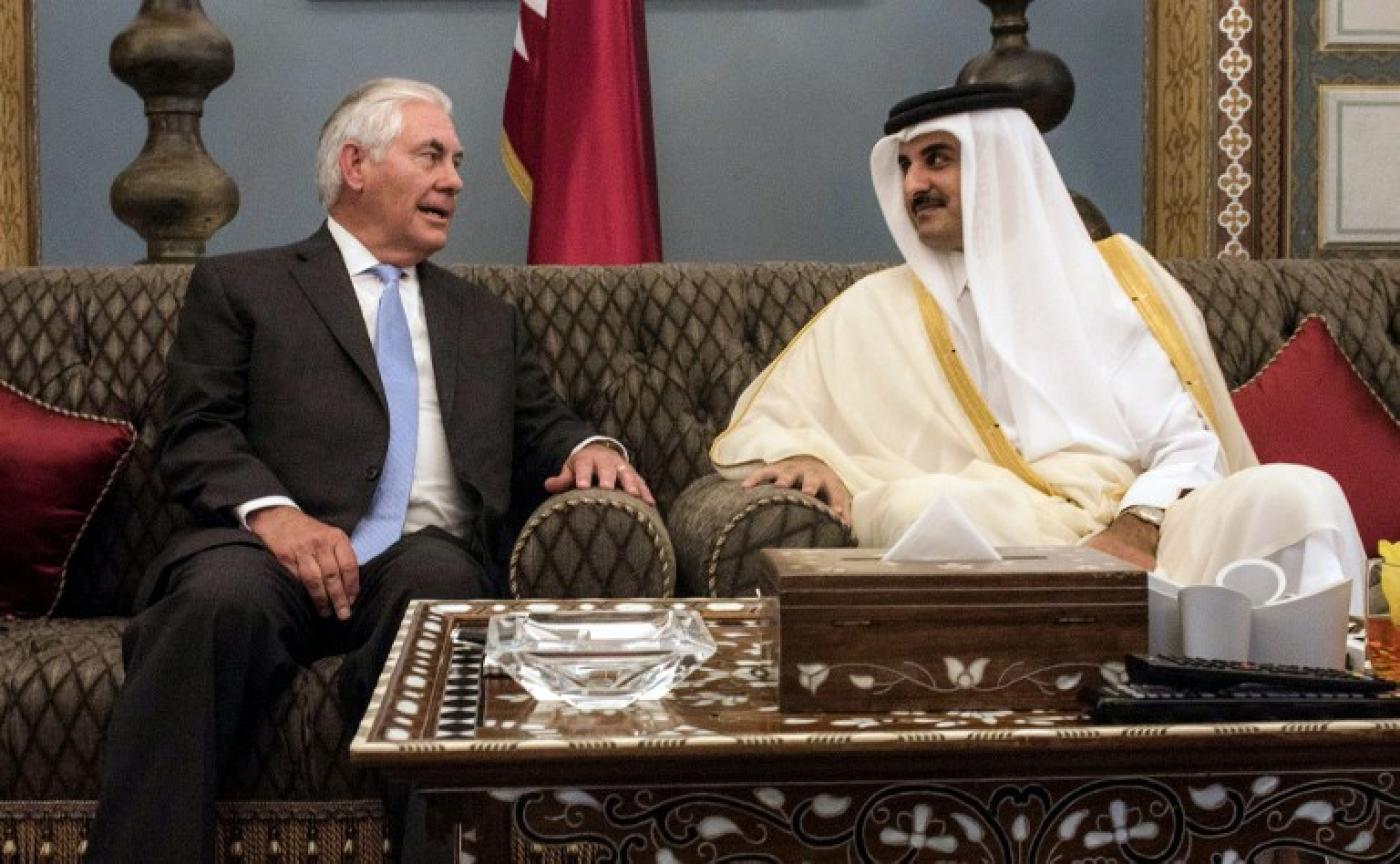 UAE behind 'fake news' cyber attack on Qatar, says US report