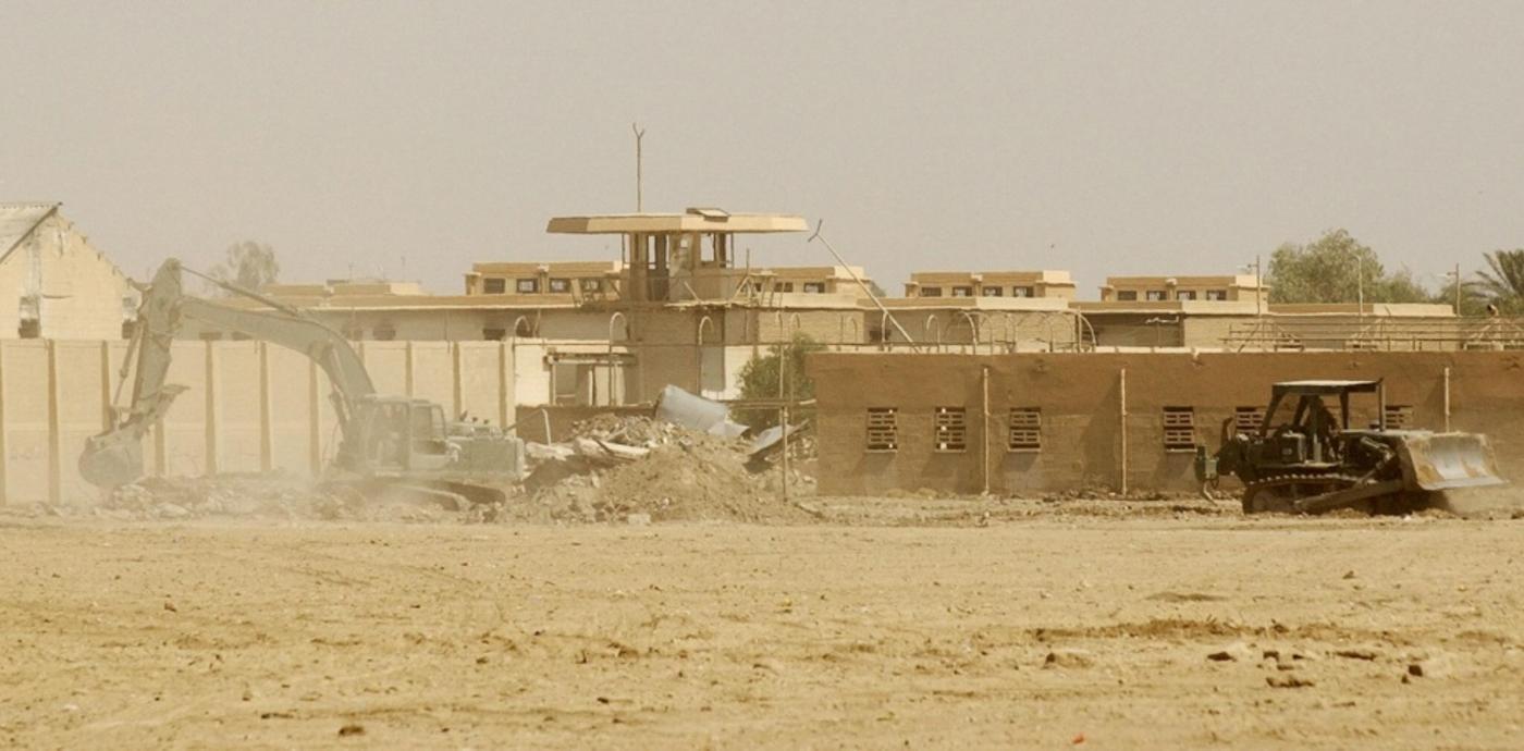 Iraq says Abu Ghraib prison is closed - HoustonChronicle.com