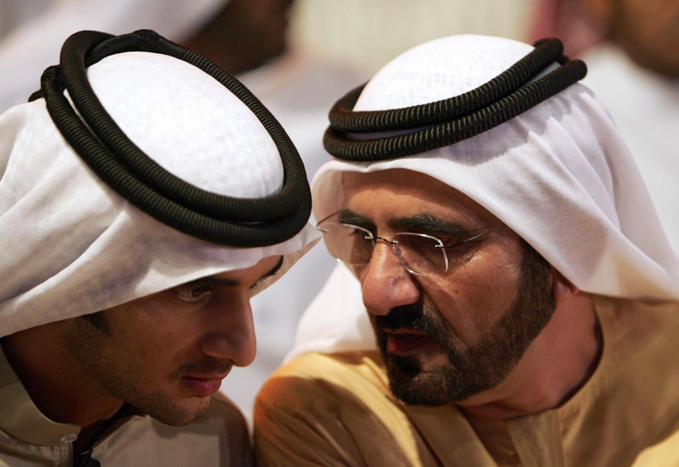 Dubai ruler's 33-year-old son dies of heart attack | Middle East Eye