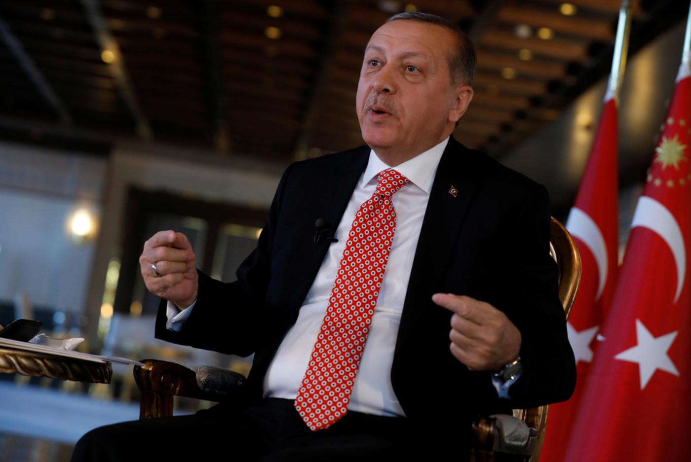 Erdogan says Turkey is ready to walk away from the EU ...