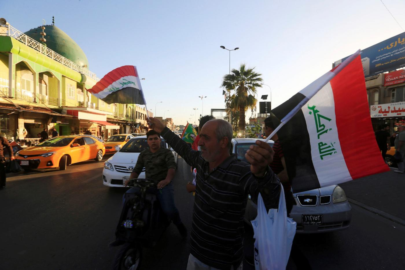 Iraqi army says it has achieved goals in Kirkuk operation | Middle