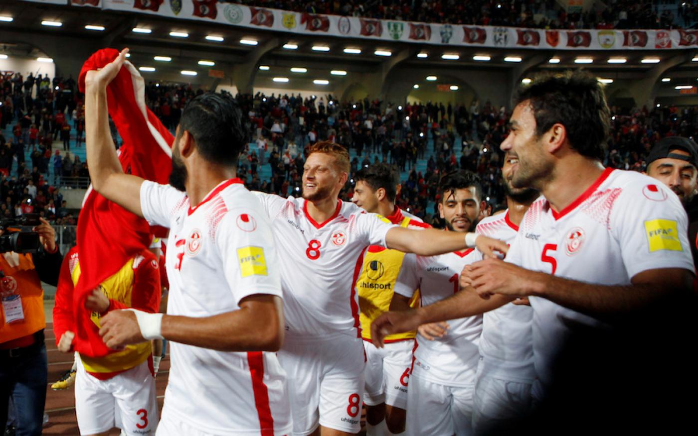 7b62701ac87 Morocco and Tunisia qualify for 'Arab-flavoured' football World Cup ...