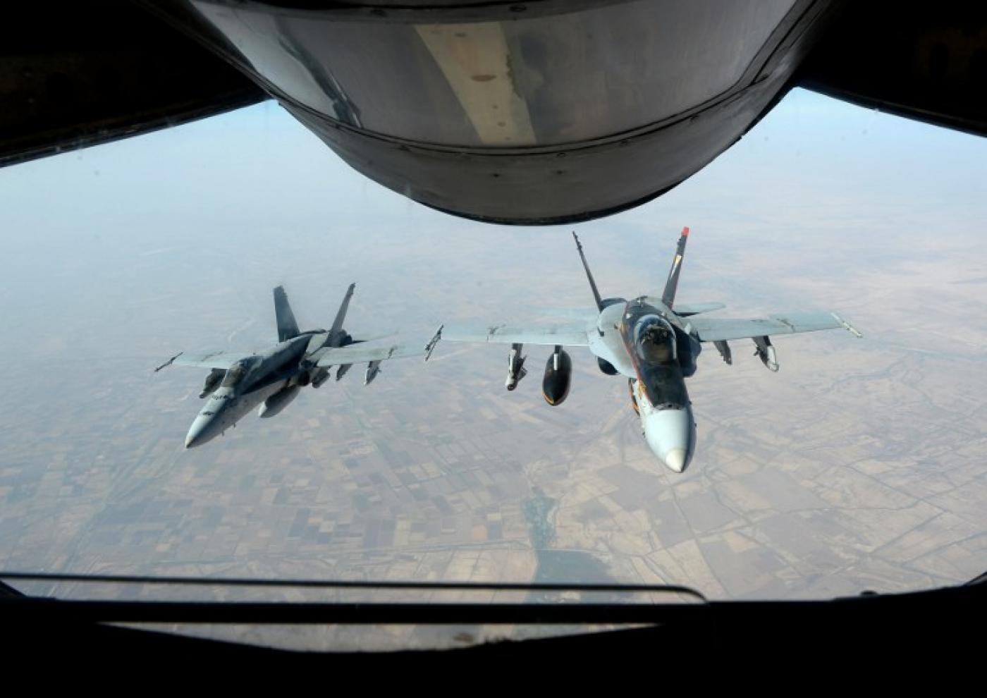 Military officials say Iraq likely to welcome 'no red line' Russian