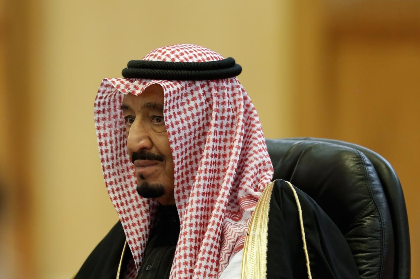 New Saudi king orders cabinet reshuffle | Middle East Eye