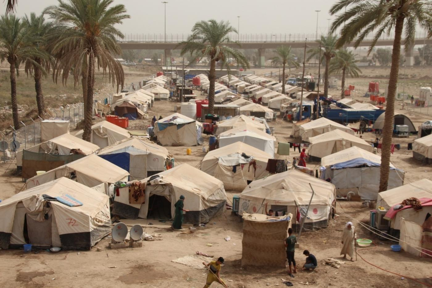 Unity through division: The Sunni plan to save themselves and Iraq