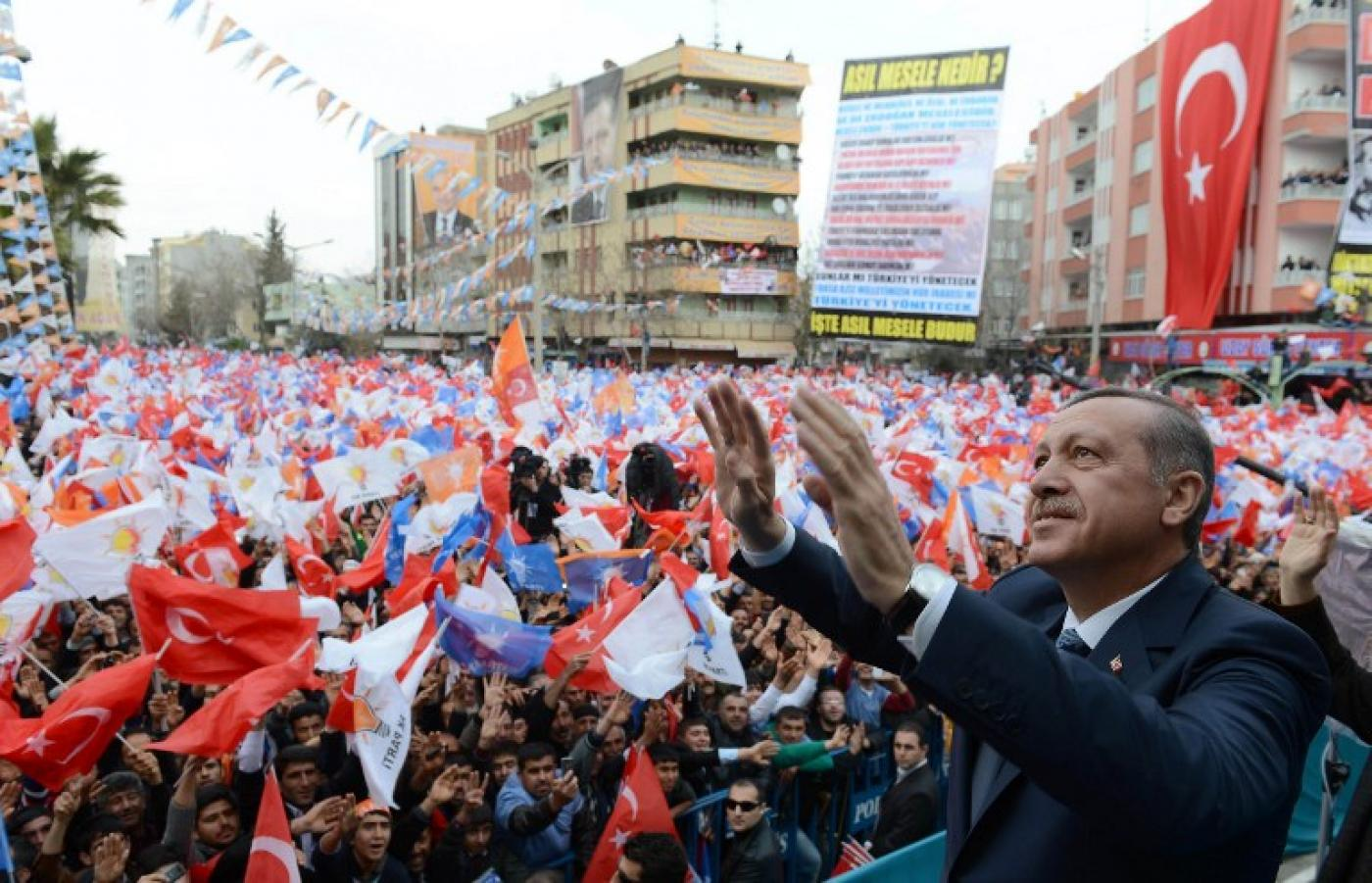 What future for the Erdogan-AKP dynamic? | Middle East Eye