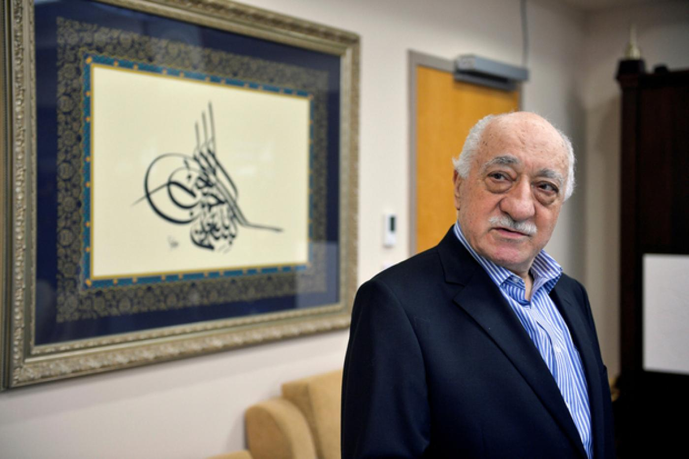 This image has an empty alt attribute; its file name is Fethullah%20Gulen%20%28Reuters%29_2.jpg