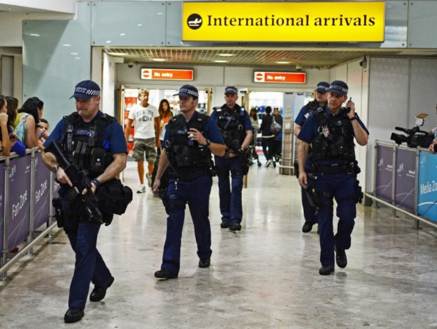 British man charged with terrorism offence after deportation