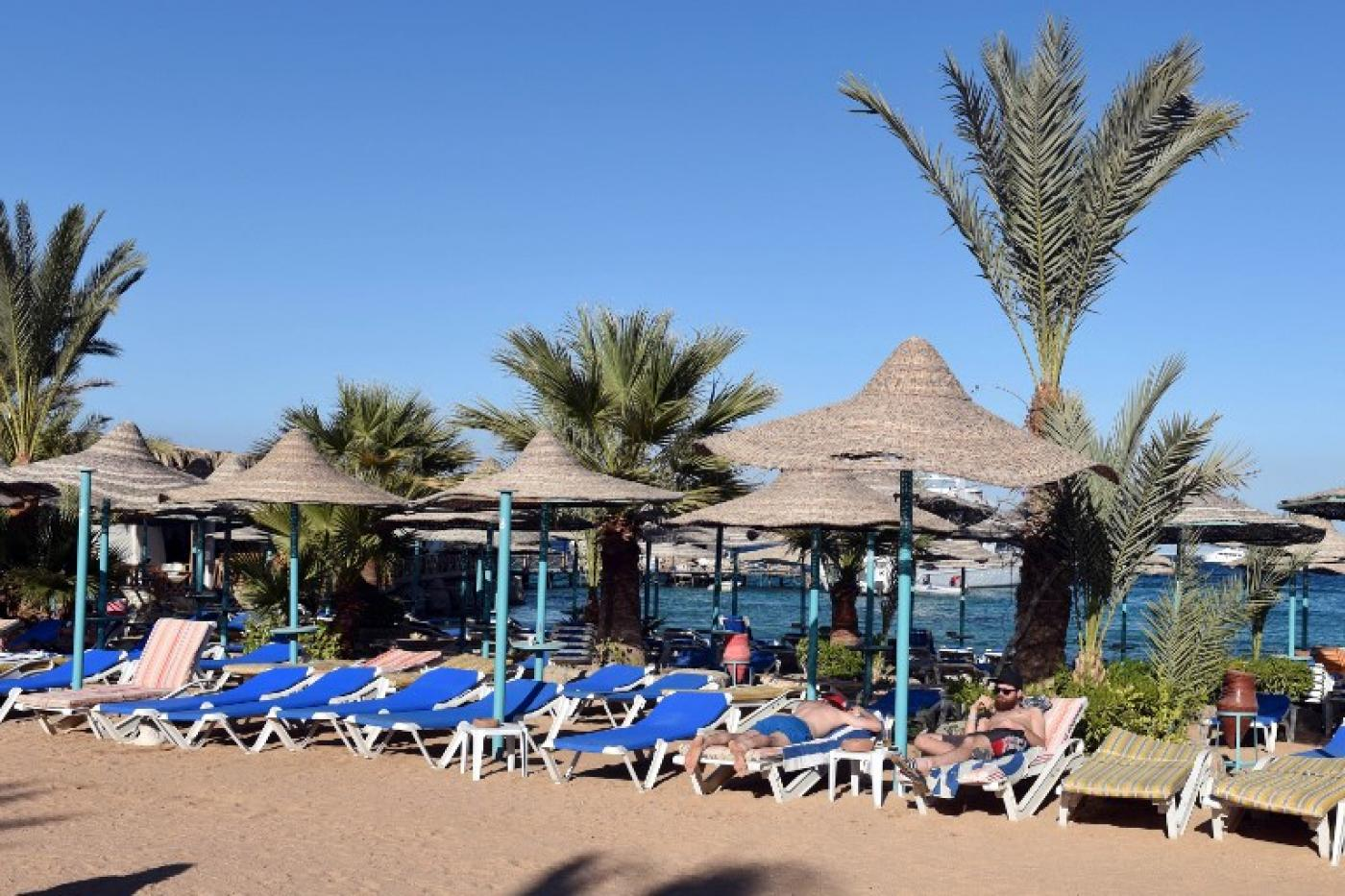 Two German Tourists Stabbed To Death In Egypt Beach Attack Middle East Eye