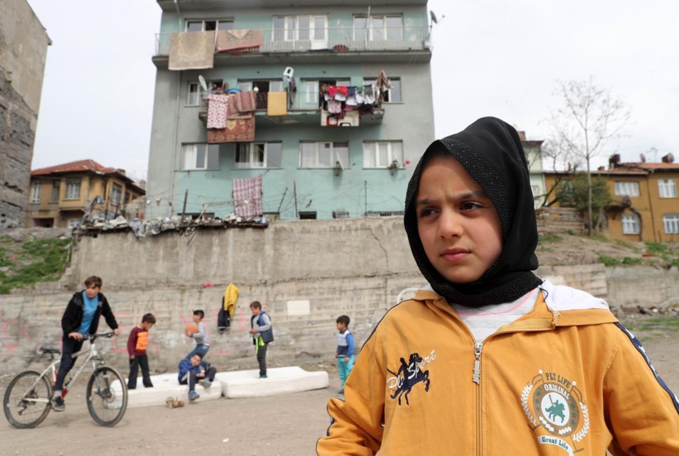 Born in Turkey: Syrian children face uncertain future in new homeland