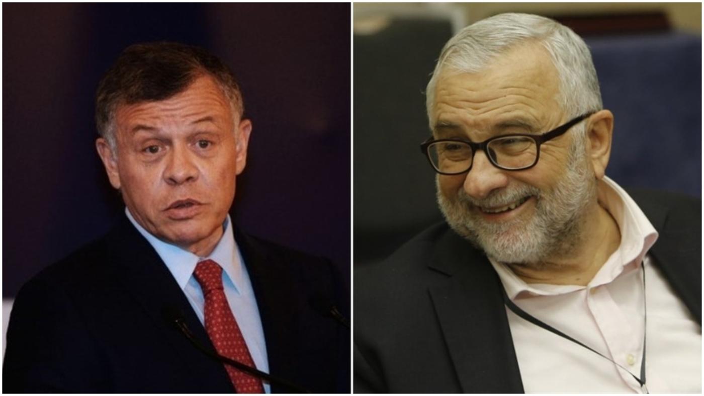 Jordans Role In Region Diminished Under King Abdullah Opposition Figure Says