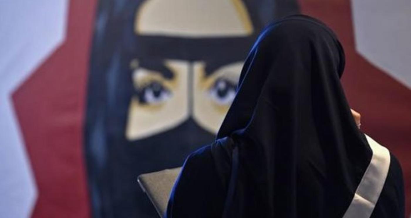 Saudi feminist activist, one of many jailed dissidents