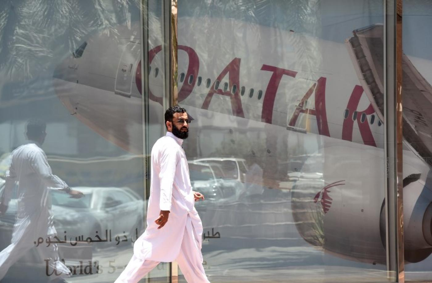 Britain urges gulf states to ease blockade against qatar middle