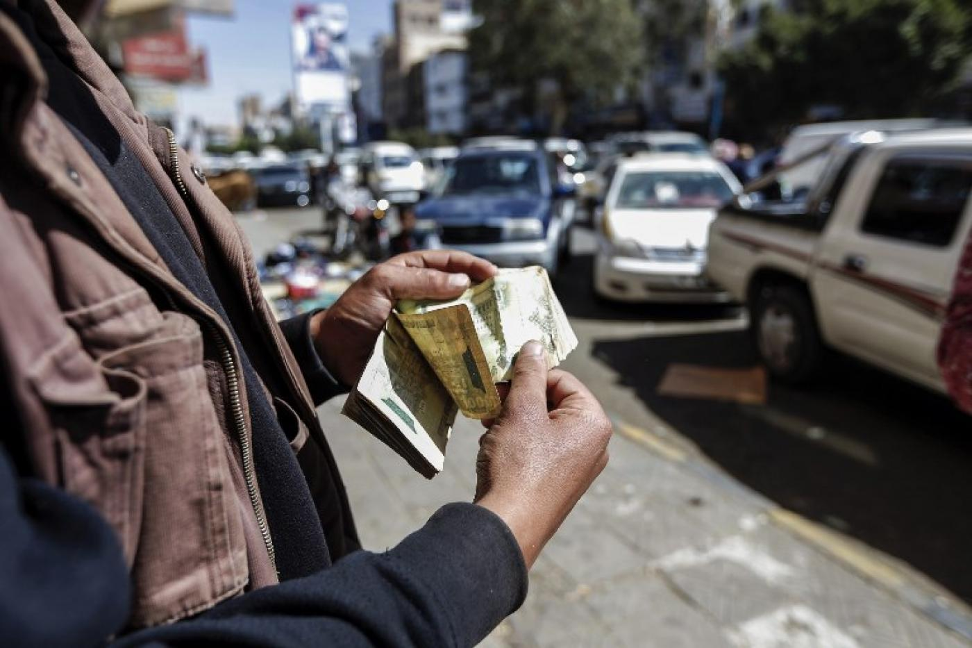 9510ed5ef6 Currency crisis  Yemenis live off leftovers as they wait for prices to drop